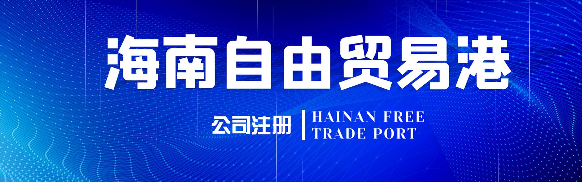 海南公司注册流程和材料